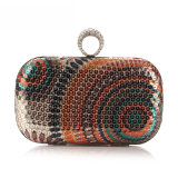 Quality Sequin Party Bag Women Fashion Hollow Clutch Bag