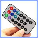 Wholesale Price 8mm Ultra-Thin Mini IR Remote Control for Audio Player
