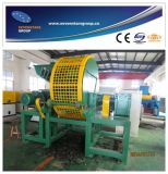 Automatic Waste Tire Shredder Machine (10 years factory)