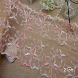 20cm Trimming Wholesale Border Embroidery Border White Lace Garment Accessories