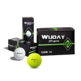 Quality 2/3/4 Layer China Factory Price Distance Soft Custom Logo Tour Golf Ball
