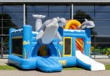 Wholesale PVC Inflatable Bouncy Castle for Kids