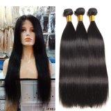 Alinybeauty Wholesale Cheap Brazilian Virgin Human Hair Silky Straight Hair Weave