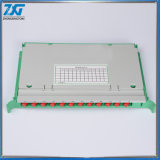 Fiber Optic Splice Tray FC 12 Core FTTH Fusion Tray APC CATV ODF Cabinet Distribution Tray FC Pigtail Factory Wholesale