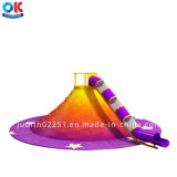 Wholesale Kids Soft Equitment Volcanic Indoor Playground with Slides Climbing