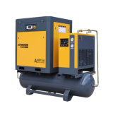 Factory Competitive Price 380V Air Compressor Pump 8bar with Dryer