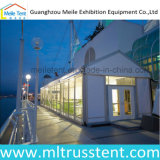 10X18m Glass Familiy Tent for Outdoor Wedding Ceremony