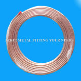 SGS Certified Flexible Refrigeration Copper Pipe
