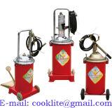 Bucket Oil Pump Greaser Gear Lube Dispenser Portable Grease Pump
