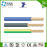 Thw 14 AWG PVC Insulation Copper Conductor Flexible Electrical Wire