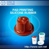 Price Liquid Silicone Rubber for Pad Printing (HY-912)