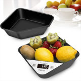 Digital Kitchen Scale with Bowl Food Diet Fruit Scale
