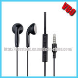 Handsfree Earphone for iPhone 5/Samsung (15P904)