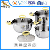 Customized OEM Stainless Steel Cookware Set (PAL-1624)