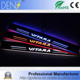 LED Door Sill Lights for Focus VW Moving Scuff Plate Welcome Pedal