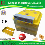 Automatic Computer Control Incubator 96 Eggs Reptile Products for Small Business (KP-96)
