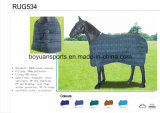600d Plaid Ripstop Horse Rug Horse Riding Products