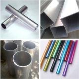 Precision Seamless Aluminum Tube/Aluminum Pipe, Aluminum Alloy Pipe for Automobile/Aviation Parts (2011 2024 3003 3005 5052 5083 5086 70758011)