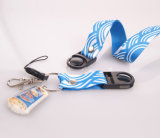Manufactory Price Heat Transfer Lanyards for Promotional Gift
