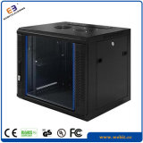 Wall Mounted Rack Cabinet with Arc Perforated Door Frame Wall Network Rack