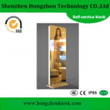 Free Standing Cell Phone Charging Self Service Kiosk