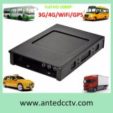 4/8 Channel 1080P HDD/SSD Mobile DVR with GPS WiFi 3G 4G