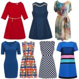 Fashion Ladies Dresses Stock Lot Garments at Cheap Prices