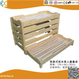 Preschool Wooden Bed for Children