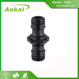 Garden Water Quick Release Multi Plastic 2 Way Hose Connector Set
