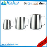 Wholesale Stainless Steel Cappuccino Cream Coffee Milk Pitcher with Scale