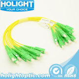 Sca to Sca Fiber Optic Patchcords for CATV