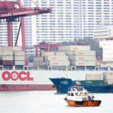 Sea Freight International Logistics Port to Port Service to Australia
