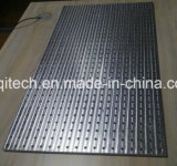CNC Machining Machined Milling Aluminum Test Board for HP