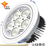 Hot Sale Dimmable Energy Saving Round 1W 3W 5W LED Downlight