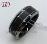Wholesale Top Quality 8mm Tungsten Ring Mens Tungsten Carbide Ring