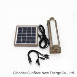 Solar LED Bulb Light with Mobile Phone Charger Tl1