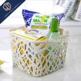 Wholesale Household Plastic Storage Drain Basket Mold