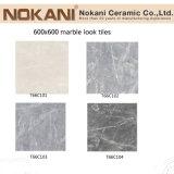 Glazed Matt Porcelain Floor Tile Cement Look Tile
