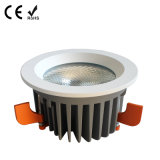 9W High Power Recessed LED SMD COB Downlight for Project and Commercial Lighting