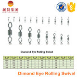 High Quality Diamond Eye Rolling Swivel