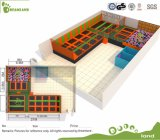 Interesting Popular Economic Indoor Trampoline Park for Kids