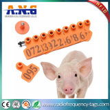 Animal Tracking Identification Cattle Ear Tag
