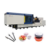 GF258kc Disposable Plastic Food Container Machine All Electric Injection Molding Machine Price