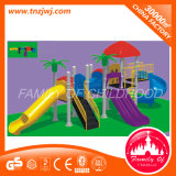 Children Plastic Outdoor Playground Slide Toy