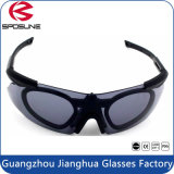 New Style Army Grey Lens Hot Sale Tactical Military Shooting Glasses with Rx