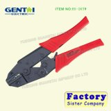 Insulated and Non-Insulated Cable End-Sleeves Ratchet Crimping Plier