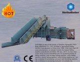 Semi-Automatic Horizontal Hydraulic Baling Press Packing baler machine