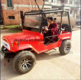 Red Mini Jeep 300cc 4 Stroke with Ce
