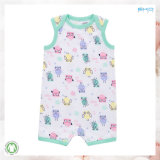 Summer Baby Clothes Sleeveless Baby Rompers