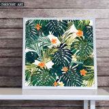 Cycas Wall Art Tropic Flowers Canvas Print